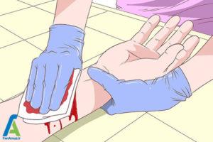 5 درمان خانگی زخم های عفونت کرده