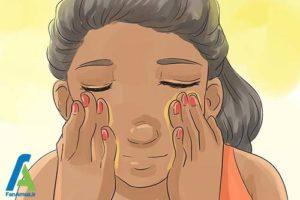 7 پاکسازی پوست با روغن هسته انگور