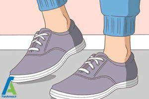 8 ست شلوار اسلش با انواع کفش و لباس