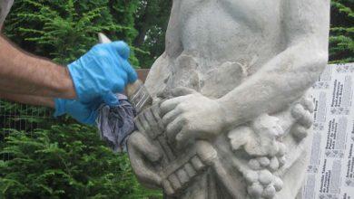 Photo of مجسمه های بتنی را چگونه رنگ کنیم؟