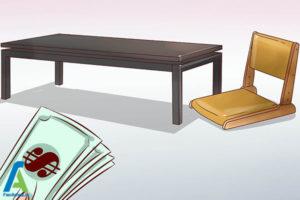 6 طراحی دکوراسیون اتاق خواب به سبک ژاپنی
