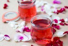 Photo of طرز تهیه شربت و شیره گل رز در منزل