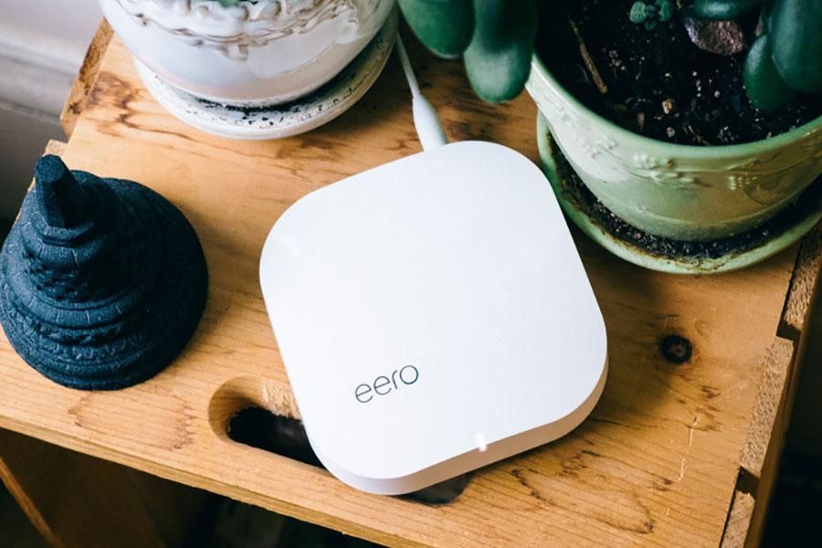 9 راه اندازی مجدد Eero router