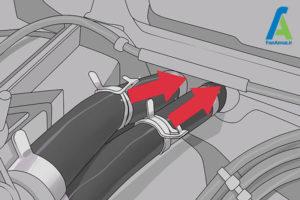8 پاکسازی رادیاتور بخاری