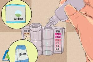 6 پاکسازی آب استخر