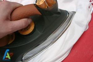 6 رفع چروک لباس و پارچه ابریشمی
