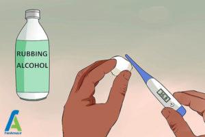 5 طرز استفاده از دماسنج برای نوزاد