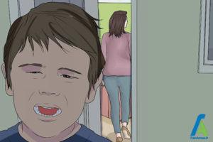 4 بدخلقی کودکان هنگام خواب