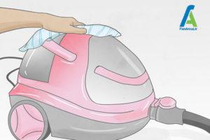 6 نحوه تمیز کردن بخارشوی