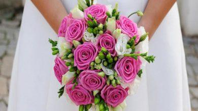 Photo of گل های صورتی مناسب برای دسته گل عروس