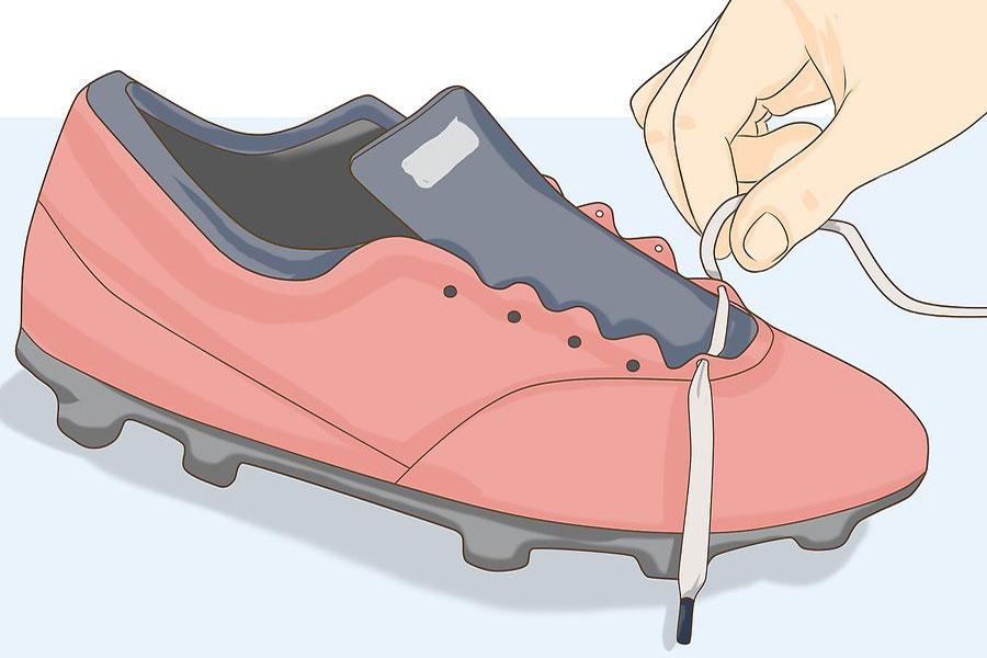 9 خشک کردن سریع کفش ورزشی
