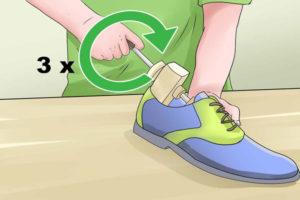 7 افزایش سایز کفش جیر