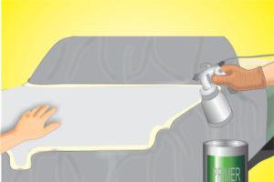 9 آموزش صافکاری ماشین و نقاشی خودرو