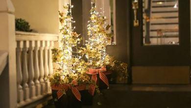 Photo of چگونه خودمان یک درخت کریسمس تزئینی بسازیم؟