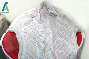7 نحوه شستن لباس ابریشمی