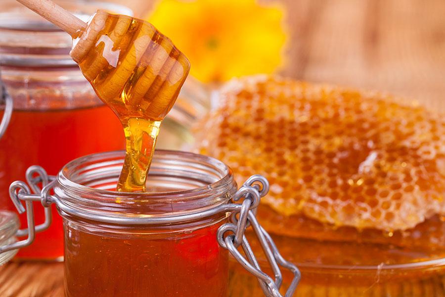 4 تشخیص عسل طبیعی