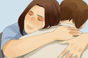 9 کنترل گریه در شرایط خاص