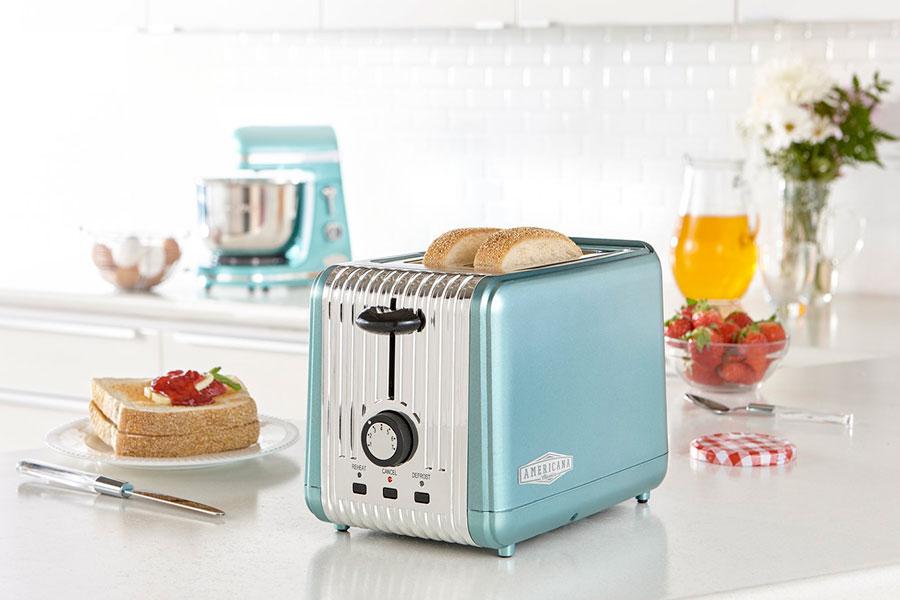 7 تمیز کردن تستر نان