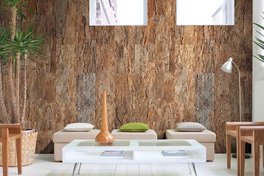 9 کاربردهای چوب پنبه در طراحی دکوراسیون