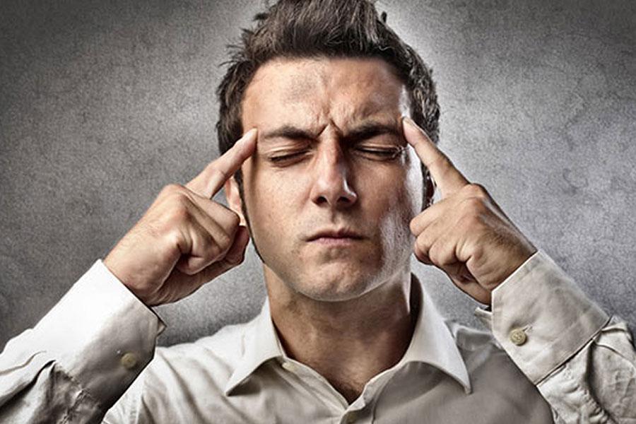 6 پنهان کردن حالت عصبانیت