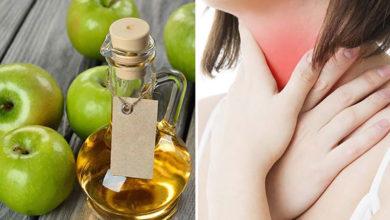 Photo of چگونگی استفاده از سرکه سیب برای تسکین و درمان گلو درد
