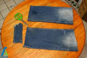 9 درست کردن بالش با لباس های کهنه