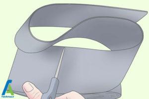 6 تبدیل شلوار معمولی به شلوار بارداری