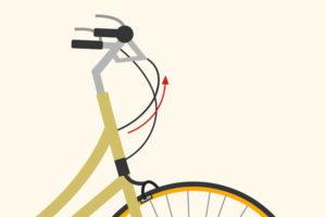 9 تنظیم ترمز دوچرخه