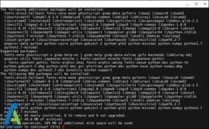 9 استفاده از اپلیکیشن لینوکس در کروم بوک