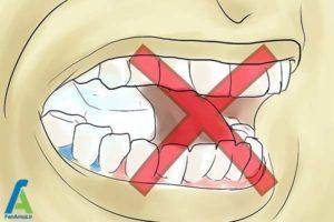 9 مراقبت تغذیه ای از جداکننده ارتودنسی
