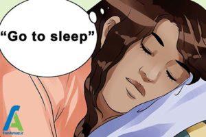 5 خوابیدن مجدد بعد از بیدار شدن از خواب