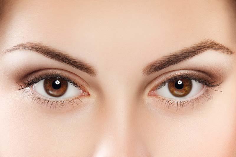 9 تشخیص حالت و فرم چشم