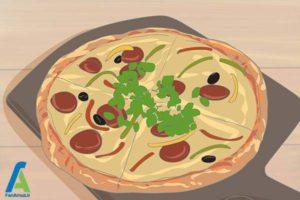 7 مصارف برگگز در غذاها