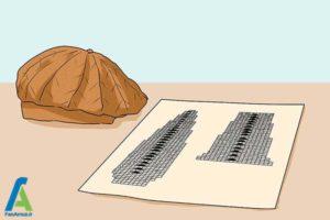 8 نحوه ساخت و دوختن کلاه بره