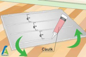 5 جلوگیری از لغزش قالیچه