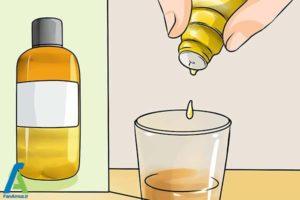5 رایحه درمانی در حمام
