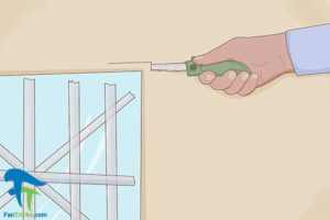 3 روش های جدا کردن آینه دکوراتیو از دیوار