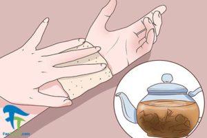 3 استفاده از دمنوش گیاهی برای کاهش التهاب