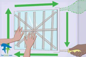 4 روش های جداکردن آینهی دکوراتیو از دیوار