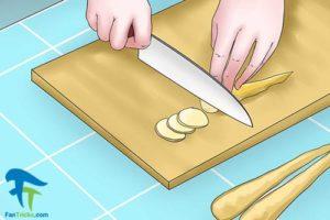5 خوراک سبزیجات با گیاه کاسنی