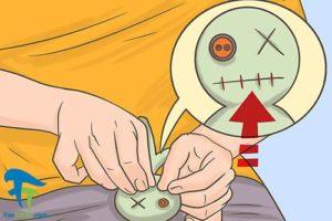 6 آموزش ساخت عروسک جادو یا وودو