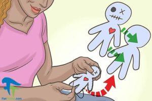 8 آموزش ساخت عروسک جادو یا وودو