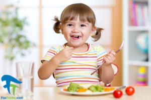 1 مواد غذایی سرشار از پروتئین برای کودک
