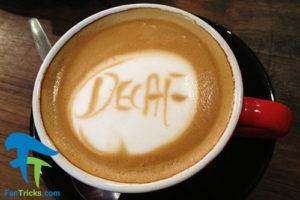 1 خواص و مضرات قهوه بدون کافئین