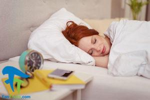 1 تاثیر خواب شبانه بر سلامت قلب