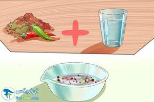 1 کاهش فشار خون با مصرف فلفل کاین