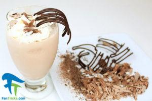 10 تهیه شکلات برای تزئین کیک و دسر