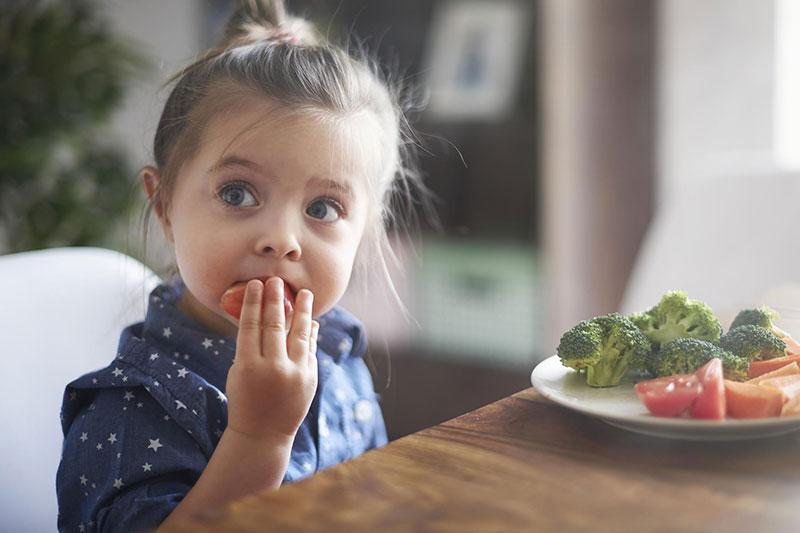2 مواد غذایی سرشار از پروتئین برای کودک