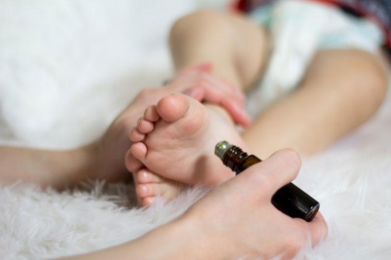 2 انواع اسانس روغنی ایمن برای کودک