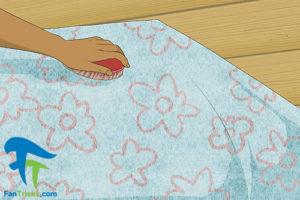 2 اصول شستن و تمیز کردن پتوی پشمی